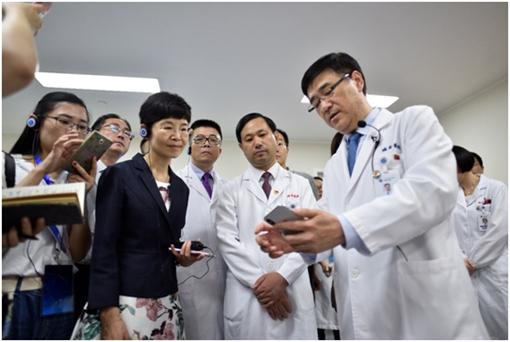 """医疗技术能力与质量水平""""双提升""""擦亮上海名片_上海市-上海-技术-中心-质量"""