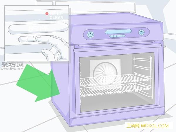 怎么样清理烤箱教你清理烤箱的方法_烧焦-苏打-烤箱-纸捻-