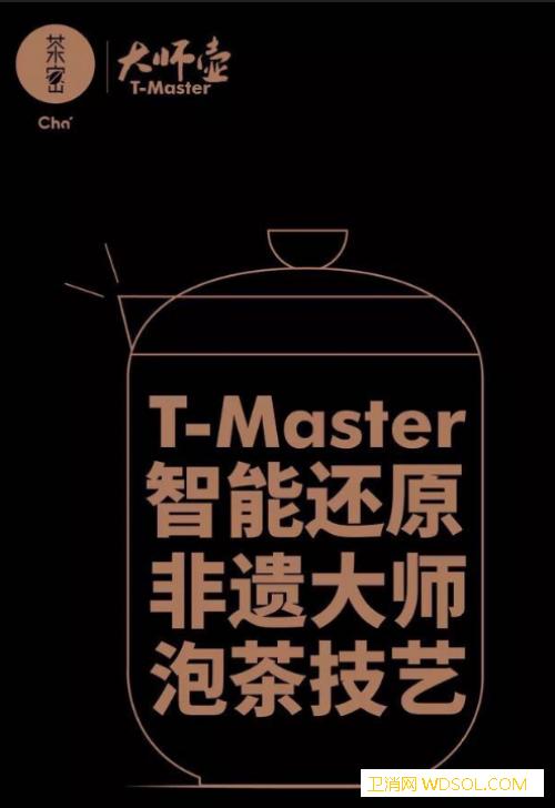 茶密T-master大师壶一个会泡_泡茶-茶壶-水温-茶叶 ()