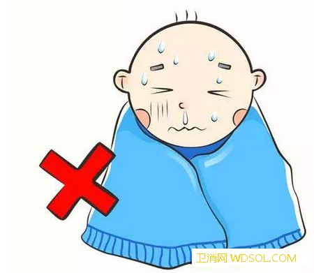 宝宝发烧了能捂汗吗_退热-退烧-综合征-个月-