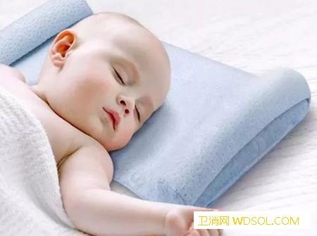怎样给宝宝睡个好头型_头型-后脑勺-睡姿-定型-