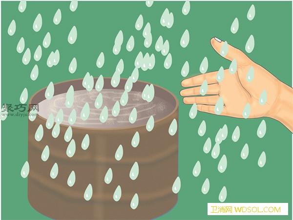 把雨水变成蒸馏水图解教程来看蒸馏水如何做_蒸馏水-锅盖-鱼缸-矿物质-