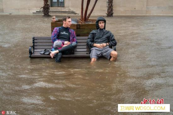 """洪灾来了!""""佛罗伦斯""""袭美致10余死_北卡罗来纳州-兰斯-美国-"""