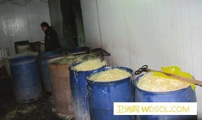 兰州:无证经营卫生差滥用非食品添加剂一豆制_豆制品-豆芽-食品添加剂-卫生-食品卫生消毒