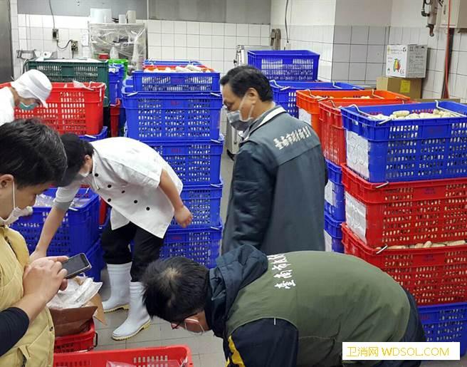 台湾食安亮红灯鲜洋食品查获过期食材_食品-德安-台南市-台湾-食品卫生消毒