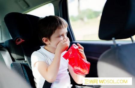 宝宝晕车该怎么办_精油-前庭-开窗-晕车-