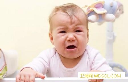 宝宝脾气大怎么办?_哭闹-平静-玩具-宝宝-