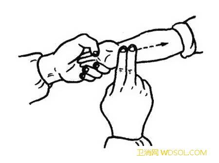 小儿推拿退六腑手法_热病-前臂-推拿-手腕- ()