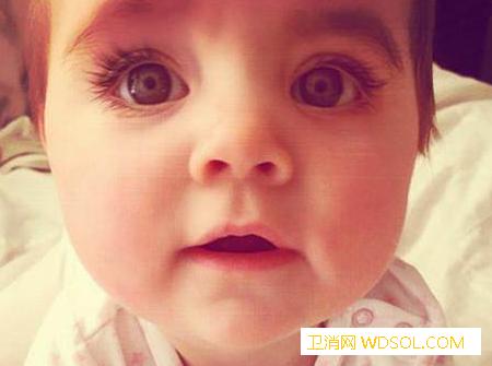 新生儿什么时候有睫毛_眼睫毛-睫毛-维生素-生长-