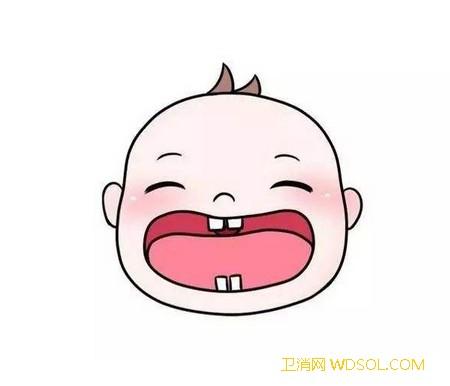 宝宝长牙时会出现的症状有哪些_长牙-牙龈-护理-宝宝-
