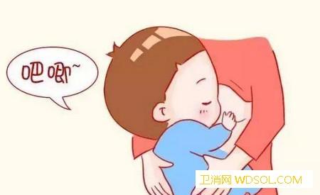 给0-6月宝宝喂奶需要注意的关键点有哪些_喂奶-母乳-个月-身体-