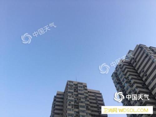 暖如初春!今天北京最高温达9℃周末将_今晨-北京-气温-