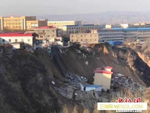 山西乡宁山体滑坡事故遇难者增至19人_临汾市-乡宁县-乡宁-