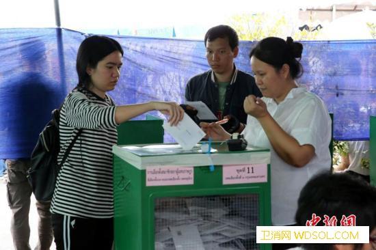 """泰国""""八年磨一剑""""终迎大选局势复杂充_曼谷-泰国-选民-"""