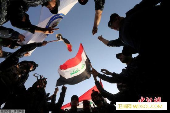 """美国宣布完全清除""""伊斯兰国""""在叙控制_叙利亚-伊斯兰-伊拉克-"""