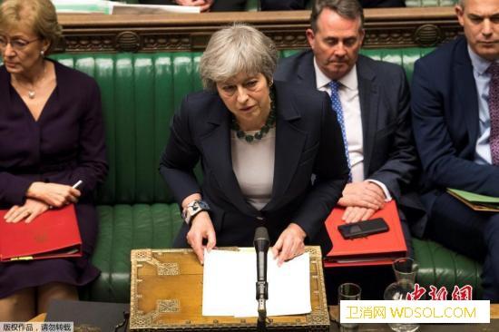 英国议会通过投票主导脱欧进程三名部长_修正案-英国-议会-