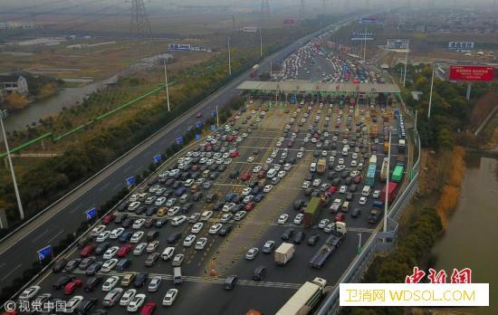 多省份研究部署加快推进取消高速公路省_省界-收费站-部署-