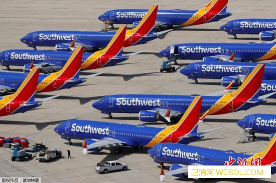 波音公司承认737MAX系列飞行模拟_波音-航空公司-美国-