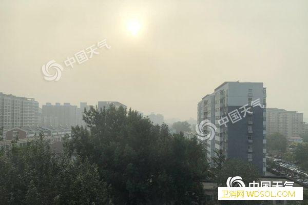 北京今天开启高温闷热模式明夜雷阵雨来_平谷-密云-雷阵雨-