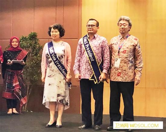 中国营养学会杨月欣理事长当选亚洲营养学会联合_亚洲-印尼-教授-主席