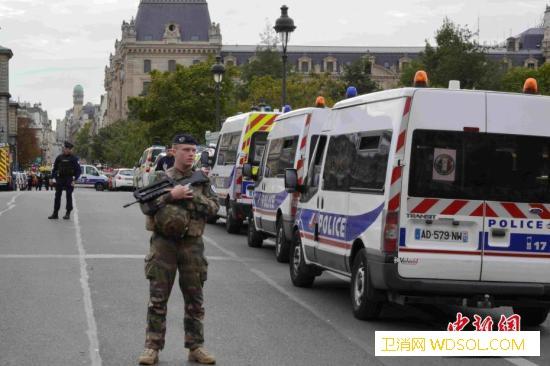 巴黎警局袭击案5名嫌疑人被捕警务人员_巴黎-法国-警务-