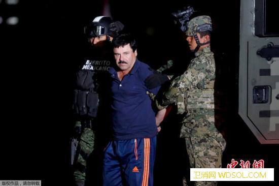 墨西哥警察中155gunqiang身_爱德华-迪奥-墨西哥-