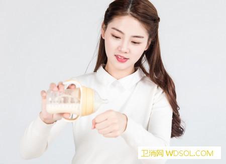婴儿热奶水温多少度合适婴儿热奶的正确方法_奶水-奶瓶-加热-温度-