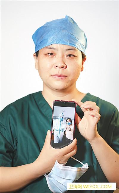 镜头里的抗疫故事_武汉-肖像-手记-医护人员