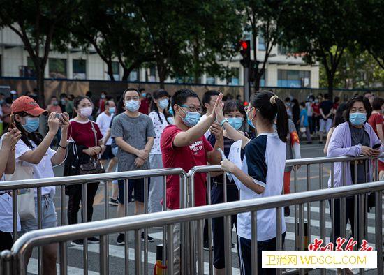 疫情防控下的中国高考_歙县-北京市-疫情-考点
