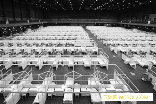 """香港""""方舱医院""""8月1日启用了_健康报-收治-病患-香港-"""