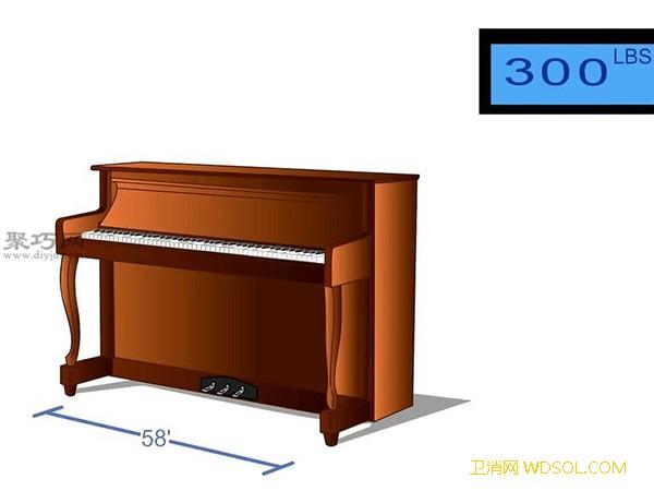 如何搬运斯皮耐琴搬动钢琴图片教程_搬动-搬运-卡车-损坏-