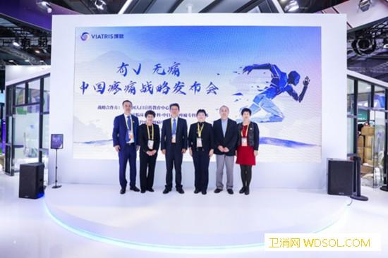 中国疼痛战略发布全方位优化疼痛管理_蓝皮书-辉瑞-诊疗-基层